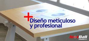 Diseño profesional - Inoxball